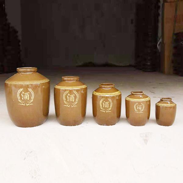 土陶酒缸定制
